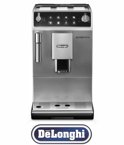 DeLonghi Coffee מכונת אספרסו אוטומטית דגם:  AUTENTICA ETAM29.510.SB