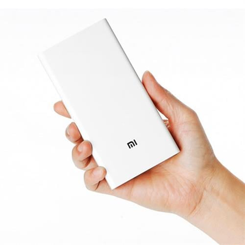 מטען נייד QC3 Xiaomi Mi Power Bank 2 20000 mAh מקורי