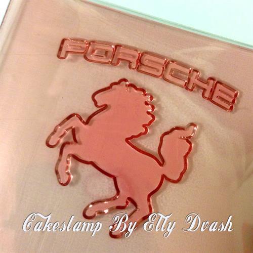 PORSCHE AND HORSE