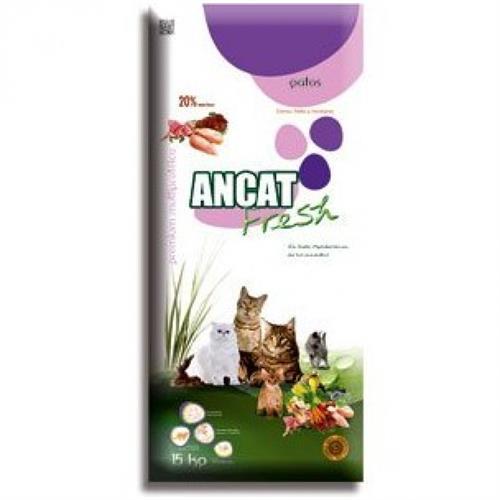 """איי אן סי חתולים 15 ק""""ג ANC"""