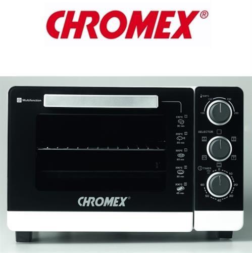CHROMEX טוסטר אובן טורבו דגם: TO-3000