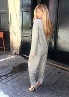 חליפת גולי אפור