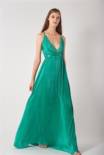 שמלת אנג'ל ירוק