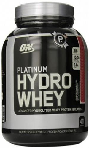 (OPTIMUM NUTRITION PLATINUM HYDRO WHEY (1.6 kg