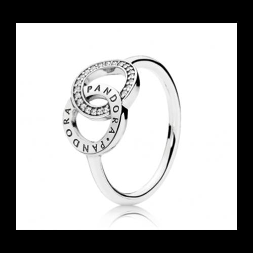 טבעת כסף פנדורה 196326CZ