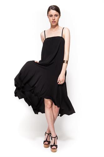 שמלת ברוק שחורה