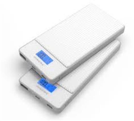 מטען נייד QC3.0  mAh 10000 PINENG 993 מקורי עם תצוגה LCD