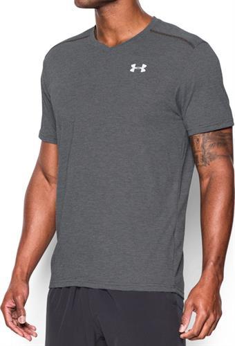 חולצת אימון ש קצר אנדר ארמור 1283380-090