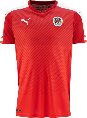 חולצת אוסטריה בית 2016