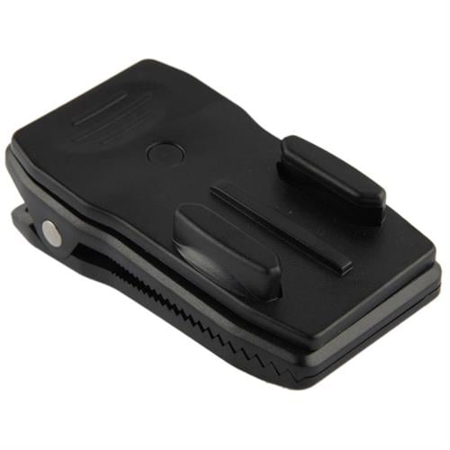 קליפ CLIP ABS  מסתובב עם חיבור מהיר של מצלמות אקסטרים - Jeeper