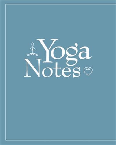 מחברת יוגה yoga notes