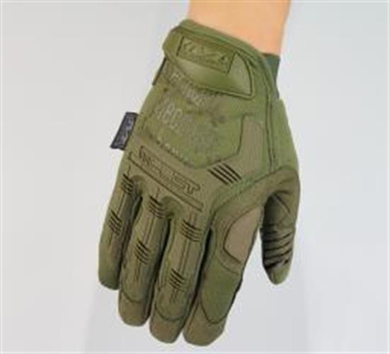 Mechanix M-PACT Olive כפפות מכאניקס ירוק זית ארוך.