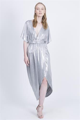 שמלת קתרין כסף