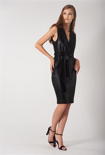 שמלת אוליביה שחורה