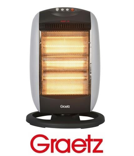 Graetz תנור חימום מסתובב דגם GR-11