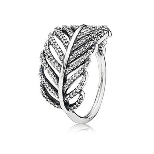 טבעת כסף פנדורה 190886CZ