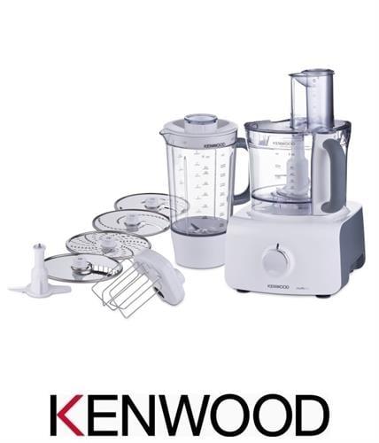 מעבד מזון + בלנדר KENWOOD דגם: FDP-606WH מעודפים!
