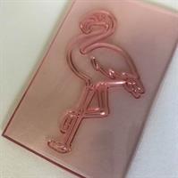 Big Flamingo stamp -new stamp