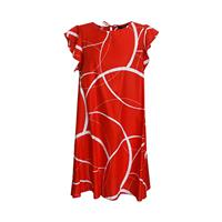 שמלת אנני אדומה
