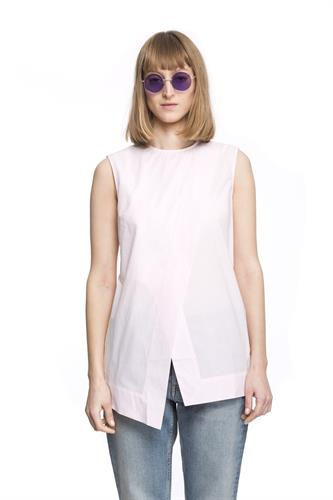 BERLE TOP LIGHT PINK