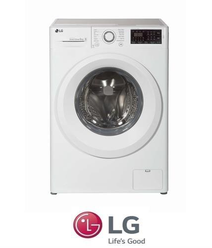 "LG מכונת כביסה 6 ק""ג  דגם  F-0610WW"