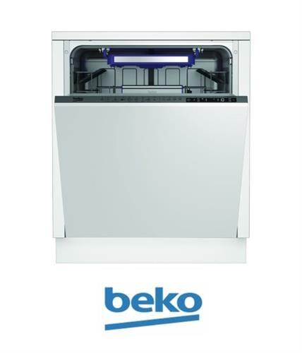 beko מדיח רחב אינטגרלי מלא דגם: DIN-28310