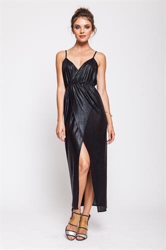 שמלת גרייס שחור