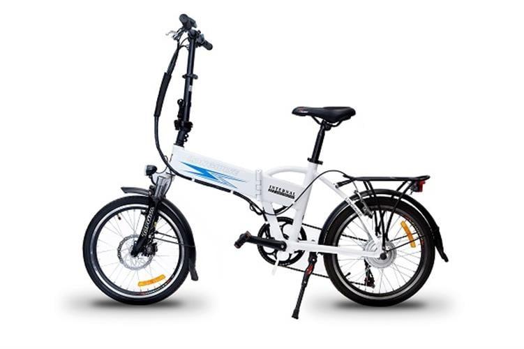אופניים חשמליים LONGWISE עם סוללה פנימית