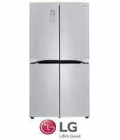 LG מקרר 4 דלתות + Door In Door דגם: GR-B909DID