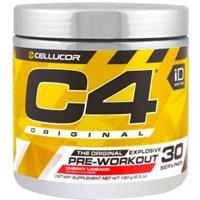 C4 פורמולת קריאטין חזקה 30/60 מנות