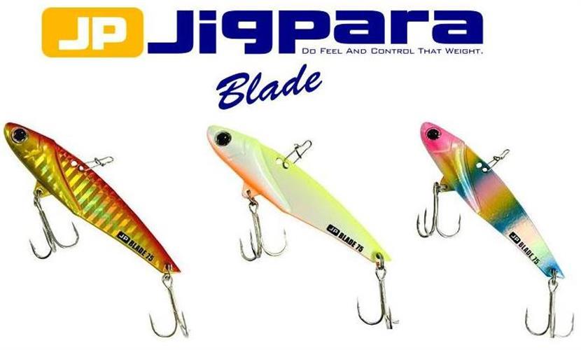 Major Craft JIGPARA Blade - ציקדה