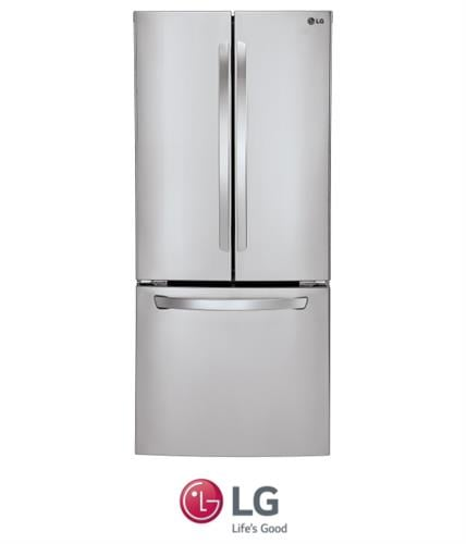 LG מקרר 3 דלתות 629 ליטר דגם  GRB-230RNA