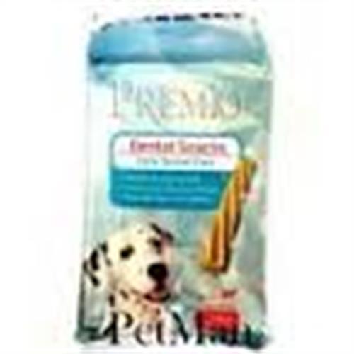 חטיף פרמיו רך דנטלי לכלב גדול 2 + 1 מתנה!