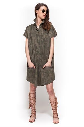 שמלת קמילו צבאית