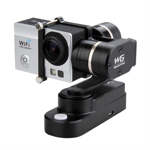 גימבל Gimbal FY WG מייצב תמונה לביש למצלמות אקסטרים במבצע.