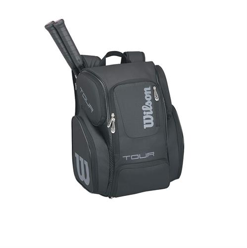 תיק טניס גב TOUR V BLACK 2 PACK LARGE BACKPACK