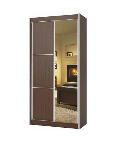 ארון הזזה 2 דלתות מרקו