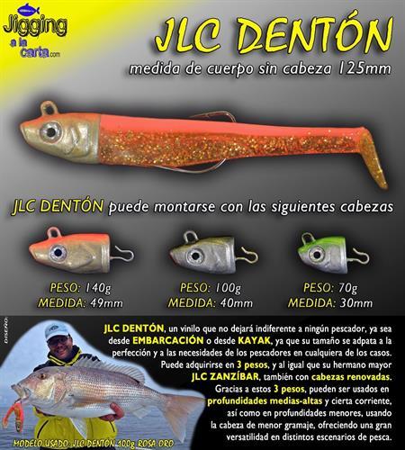 JLC - DENTON 70g 100g 140g