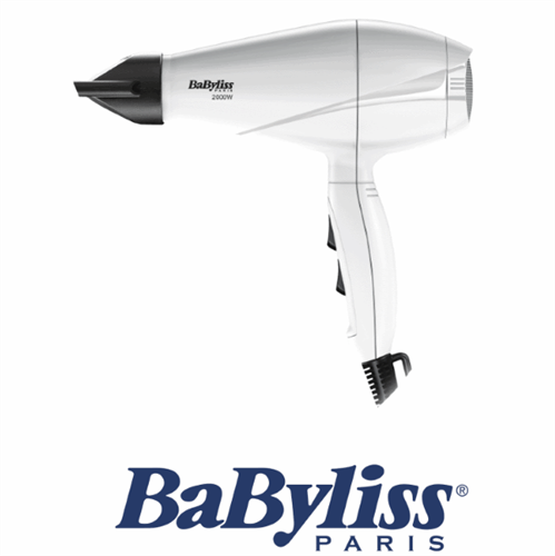 BaByliss מייבש שיער מקצועי דגם: BA-6604WE