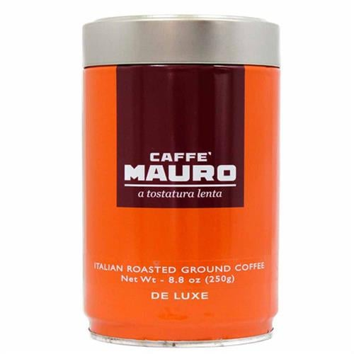 Mauro De Luxe Ground 250 gr מארז פחית