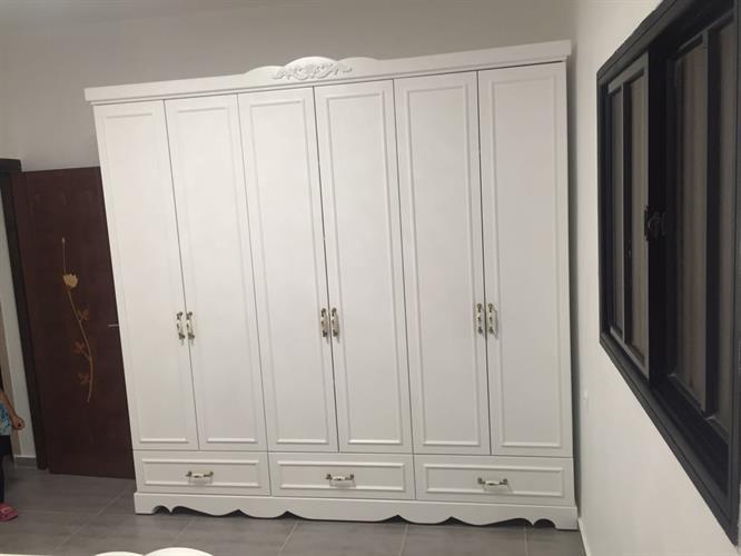 ארון 6 דלתות בעיצוב אישי