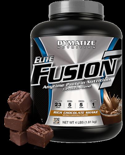 Dymatize Elite Fusion 7 תשלובת חלבון