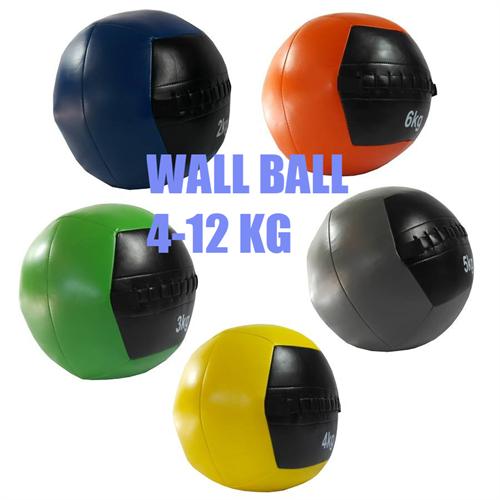 כדור כוח WALL BALL 6 KG