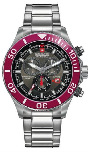 שעון יד אנלוגי גברים Swiss Military Hanowa 06-5226.04.009