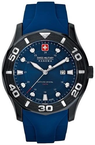 שעון יד אנלוגי גברים Swiss Military Hanowa 06-4170-13-003