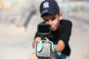 Gekkopod חצובה גמישה לסמרטפון ומצלמה