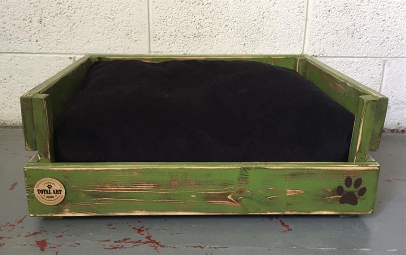 מיטה מדגם דינגו S -ירוק טירון