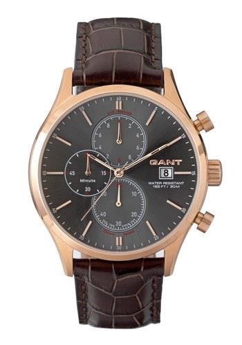 שעון יד אנלוגי גברים GANT W70406