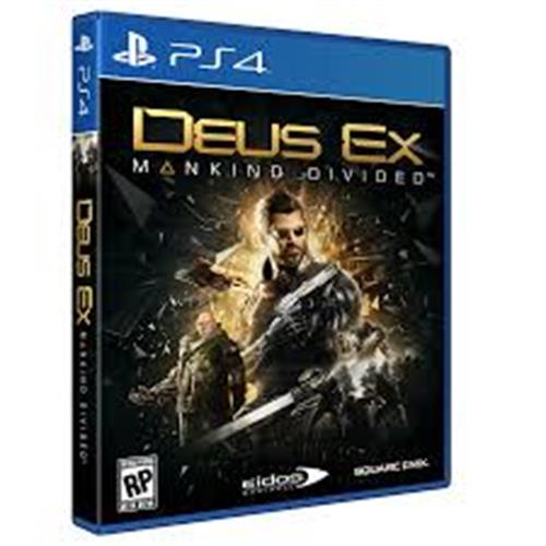 Deus Ex: Mankind Divided PS4