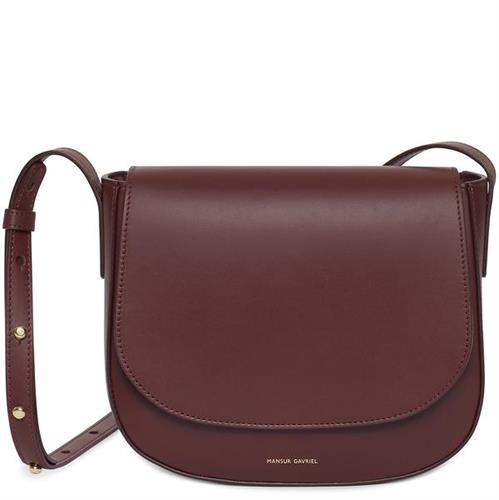 CROSSBODY BURGUNDY